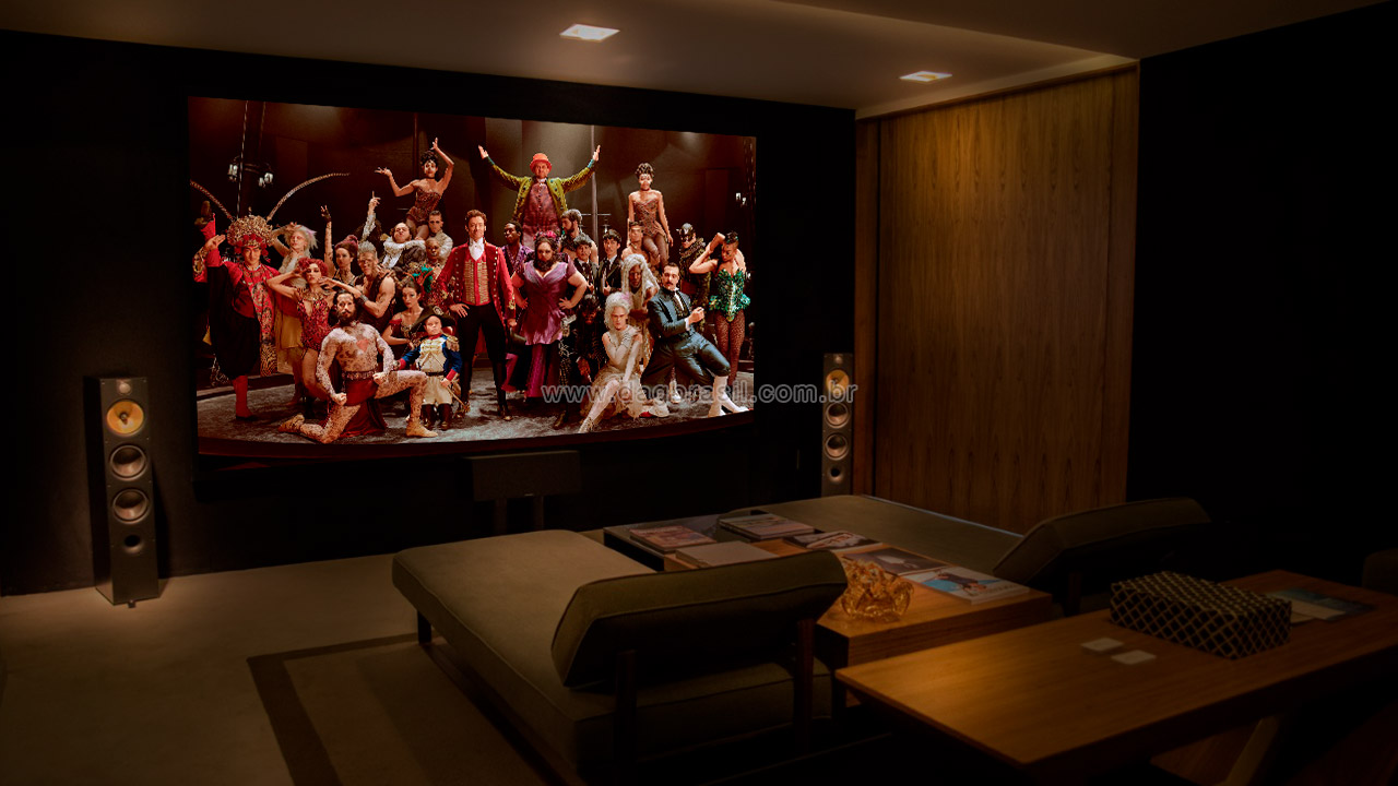 Projetos de home theater e salas de home cinema | DAg Brasil Home Theater
