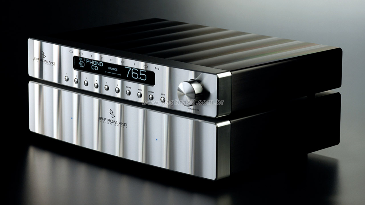 Pré-amplificadores High-end