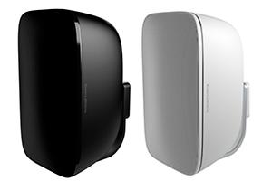Caixas B&W AM1 - Caixas acústicas externas, caixas de som para jardins, caixas de som para piscinas - DAG Brasil