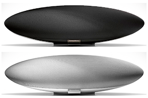 B&W Zeppelin Wireless - Caixa de som Bluetooth e AurPlay - Caixa de som para iPhone - DAG Brasil