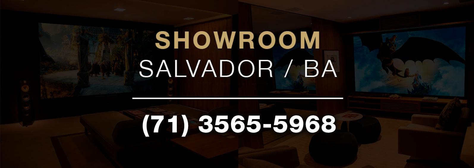 Projetos de home theater e automação residencial Salvador / Bahia | DAG Brasil