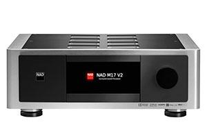 Pré-processadores NAd Electronics - Pré-processadores de áudio e vídeo | Dag Brasil