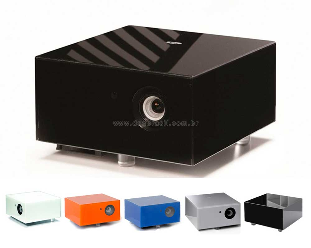 Projetor SIM2 Super Cube | Dag Brasil