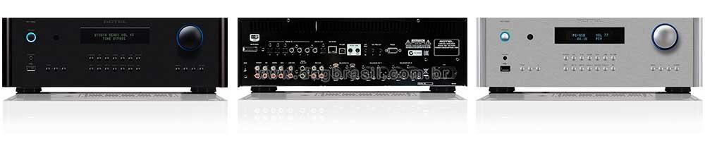 pré-amplificador estéreo Rotel RC-1590 | Dag Brasil