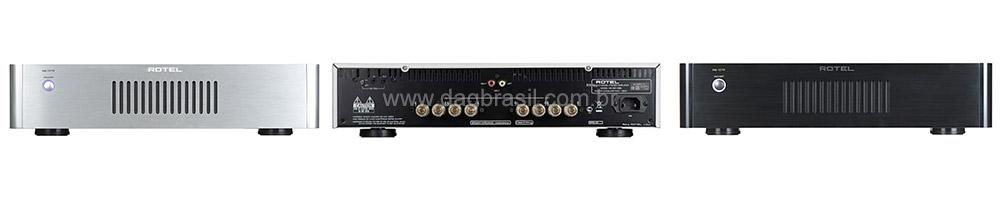 Amplificador Estéreo Rotel RB 1572  | DAG BRASIL