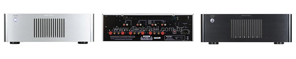 Amplificador Multicanal Rotel RMB 1506 | DAG Brasil