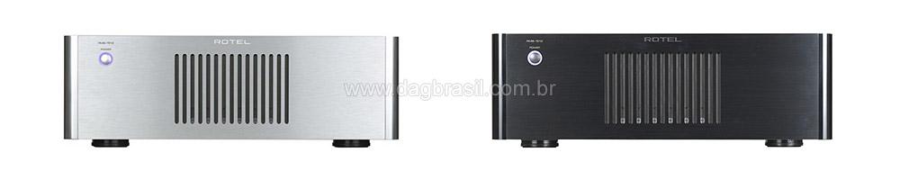Amplificador Multicanal Rotel RMB 1512 | DAG Brasil