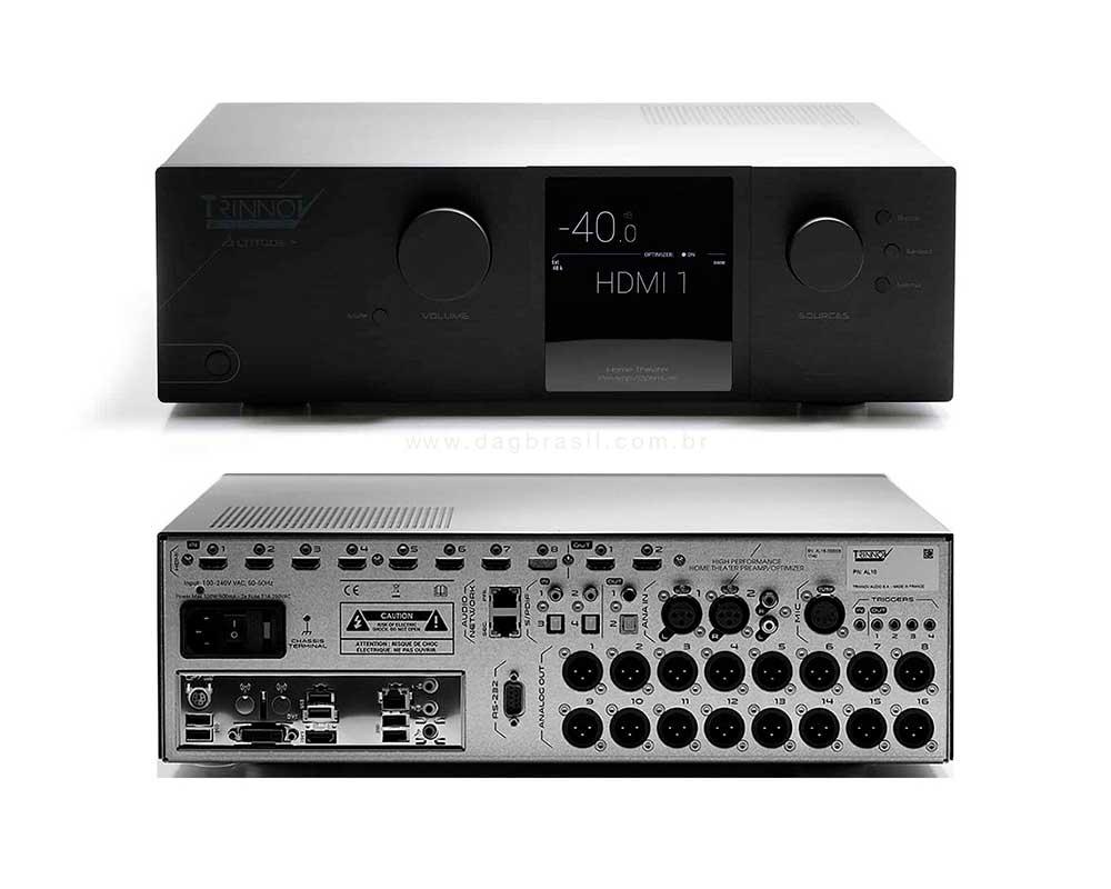 Pré-processador Trinnov Audio Altitude 16 | Dag Brasil