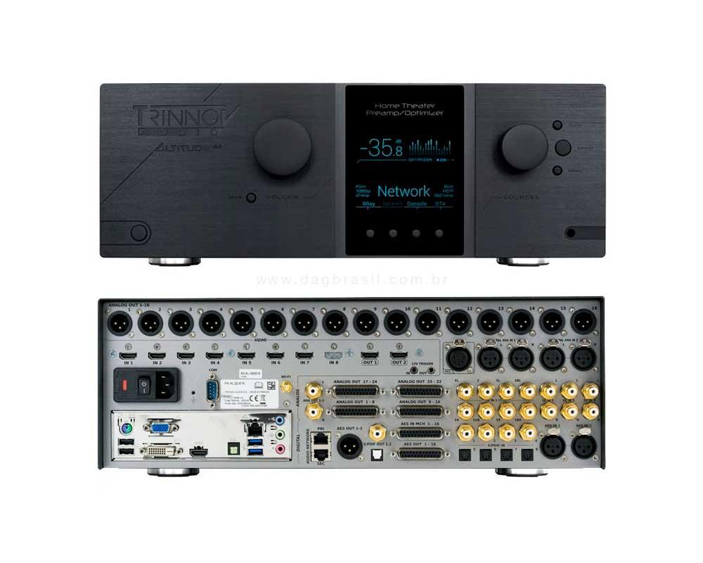 Pré-processador Trinnov Audio Altitude 32 | Dag Brasil