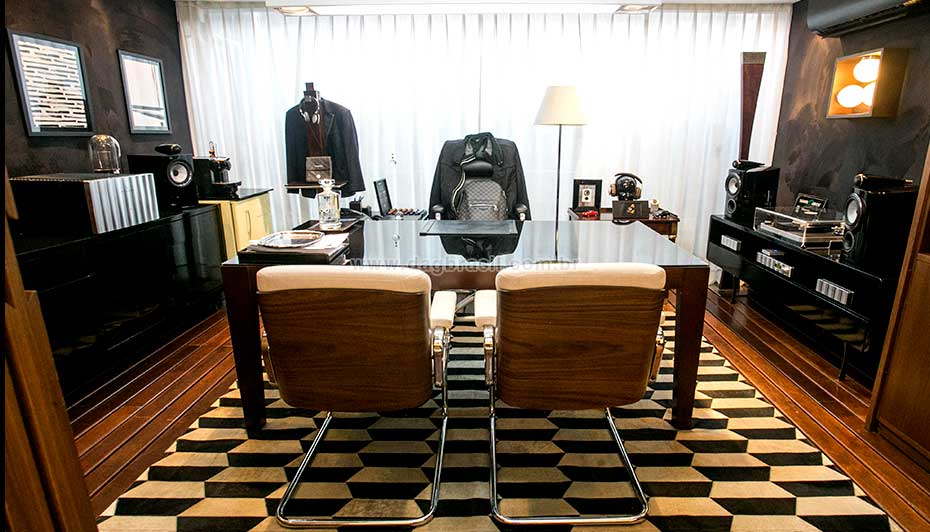 Home Office de Alto Padrão - Escritório de Alto Padrão | Dag Brasil